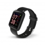 "SMARTWATCH AKAI K-FIT100 BLACK - LCD 1.3"""" BLUETOOTH PEDOMETRO"