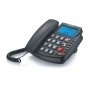TELEFONO billy 200 A FILO CON GRANDE DISPLAY BLACK