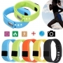 SMART FIT BRACELET GIALLO.