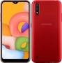 SAMSUNG A02 3+64GB DUOS RED